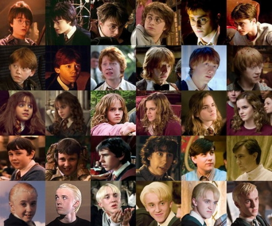 Harry Potter Characters Pictures