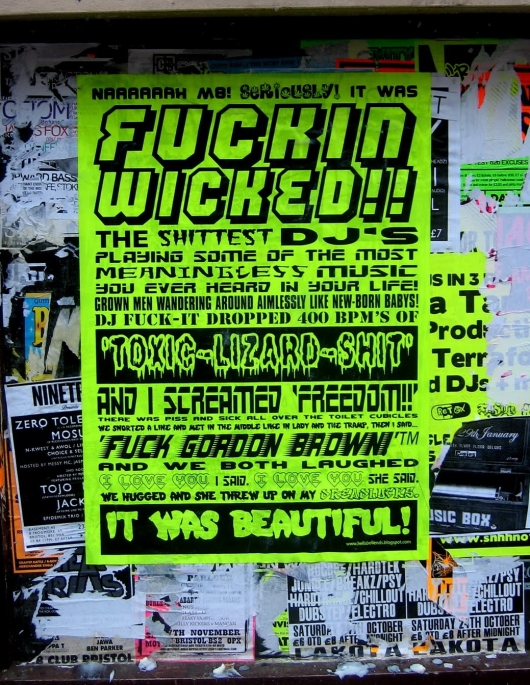 F**kin wicked party