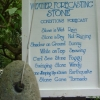 Weather forecast stone