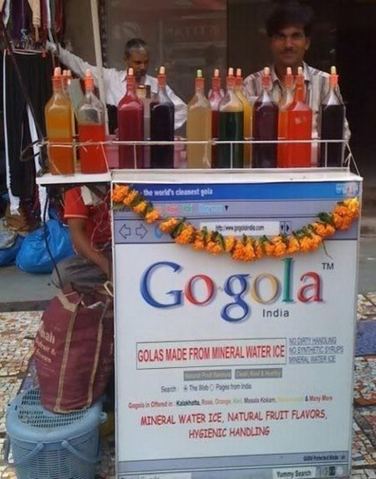 Wold's cleanest gogola