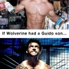 Wolverine's guido son