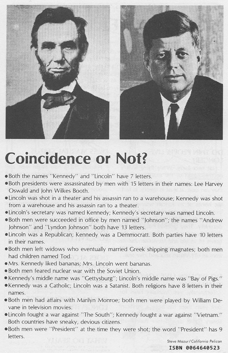 compare and contrast kennedy and lincoln History mystery | lincoln kennedy coincidences | presidents jfk and abe   john f kennedy and abraham lincoln compare and contrast.