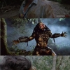 Bear Grylls vs. Predator