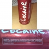 Cocaine energy drink warning