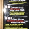 Things that are difficult to say when you are drunk