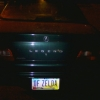 Legend of Zelda license plate