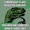 Philosoraptor on vampires