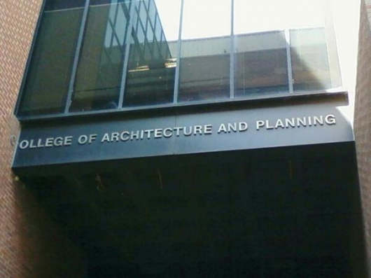 Ollage of architecture and planning