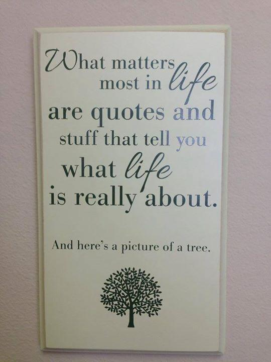 What Really Matters In Life Quotes Gorgeous What Really Matters In Life  Really Funny Pictures Collection On