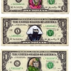Lady Gaga bucks
