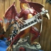 Dragon with keytar