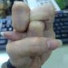 Fingers knot
