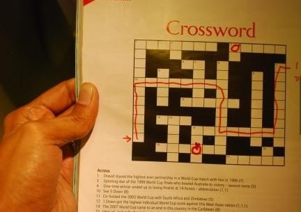Easy crosswords