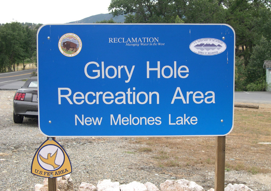 tennessee in Glory holes west