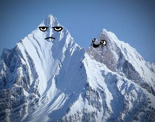 Mountains Really Funny Pictures Collection On Picshag Com