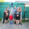 Russian family portrait