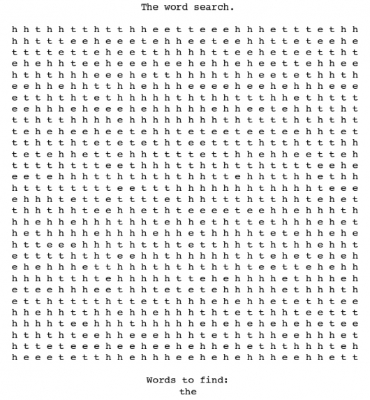 Terrible word search - Picture 2