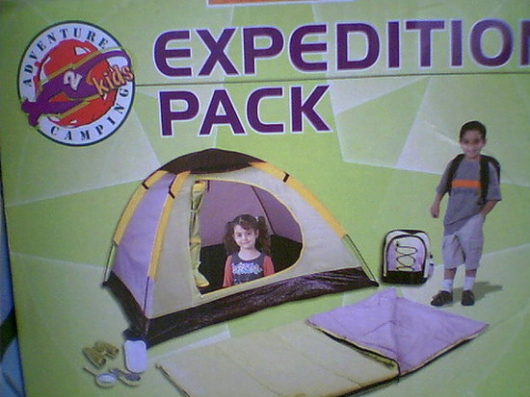 Tents for kids with no legs