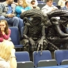 Aliens at the game
