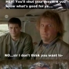 Dumb and dumber vs. Bear Grylls