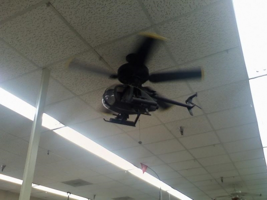 Helicopter Ceiling Fan Really Funny Pictures Collection