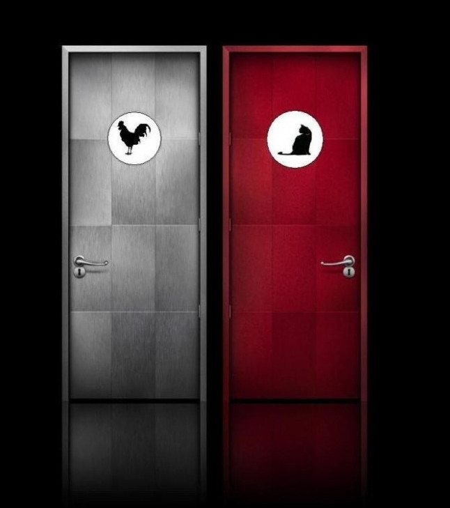 Smart Restroom Signs Really Funny Pictures Collection On