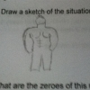 Draw a sketch of the situation