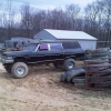 Monster hearse