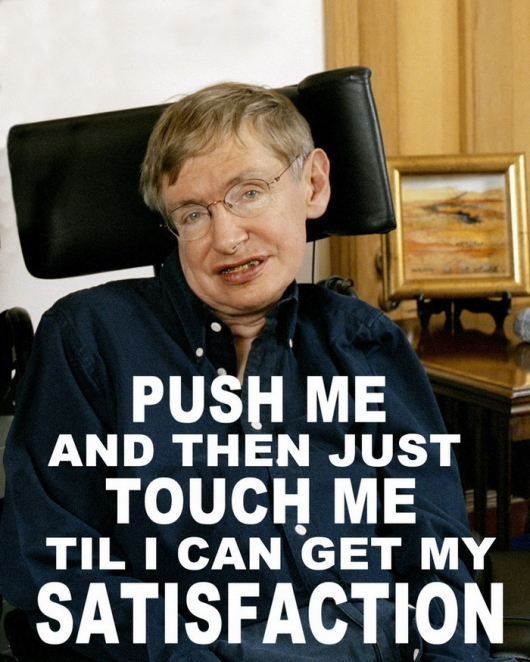 Stephen Hawking Really Funny Pictures Collection On