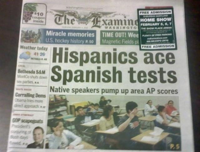 test questions hispanic and latino american Ethnicity and race definitions the college is mandated to ask for ethnicity and race information in a two part question all students, faculty and staff to whom these questions are posed will be asked first to answer the ethnicity question - are they of hispanic origin, or are they not of hispanic origion - and then answer the race question selecting all applicable options.