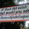 If God did exist, what would you ask?