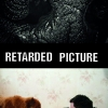 Smart photography / retarded picture