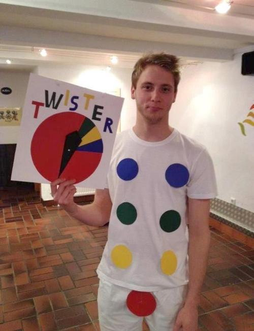 Twister Costume Really Funny Pictures Collection On