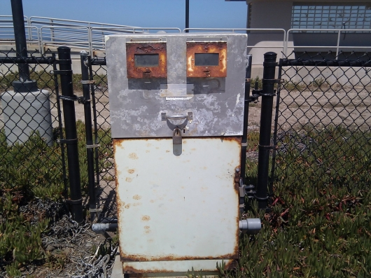 Happy electrical box