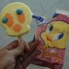 Tweety ice cream fail