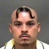 Forehead moustache