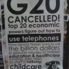 G20 cancelled