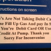 Gas station grammar