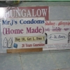 Home-made condoms