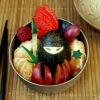 Ninja fruit bowl
