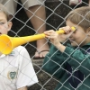You're doing it wrong vuvuzela