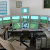 13 monitor flying simulator