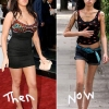 Amy Winehouse - before and after drugs