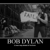 Bob Dylan was a man ahead of his time