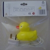 Electric rubber duck