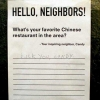 Friendly neighbors