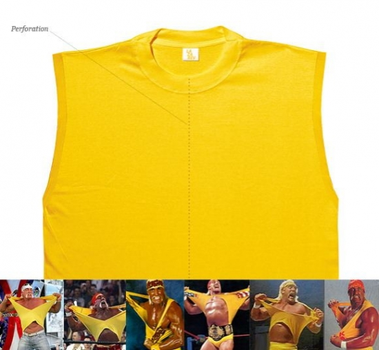 Hulk Hogan t-shirt