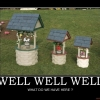 Motivational poster: Well well well