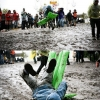 Mud slide fail