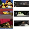 The Simpsons vs. Cape Fear